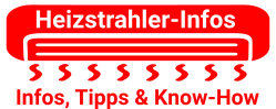 Heizstrahler-Infos: Infos, Tipps & Know How